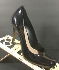 Vince Camuto Women's High Heel Pumps Black Patent Leather Size 9