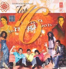 KAHIN TO HOGI WOH TOP 16 SONGS - BRAND NEW BOLLYWOOD SOUND TRACK CD SONGS