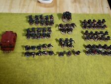 40K Space Marine FleshTearers Army Painted/ Blood Angel army Painted