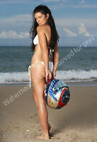 Danica Patrick Motorola Indy Car Racing Driver 8x10 Glossy Photo or Mini Poster