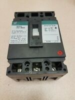 GE TED TED134015GR 15 AMP 3 POLE 480 VAC CIRCUIT BREAKER INDUSTRIAL GREEN GRAY