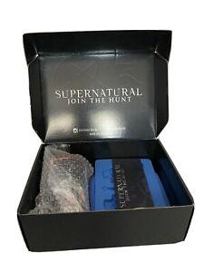 supernatural tv memorabilia