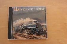 Modern Life Is Rubbish - Blur (CD)