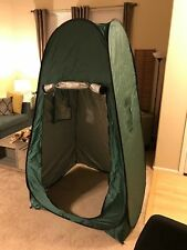 Waterproof Portable Pop Up Toilet Shower Tent Changing Room Camping Shelter USA