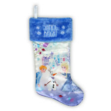 Disney Kids Christmas Stocking Frozen Kristoff and Olaf Multi NEW