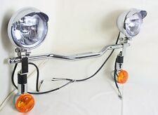 Suzuki Boulevard C50 C90 M50 M90 Motorcycle Cruising Light Bar with Lights Set