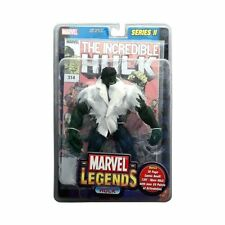MARVEL LEGENDS The Incredible HULK Series 2 CHASE Ripped White Shirt VARIATION