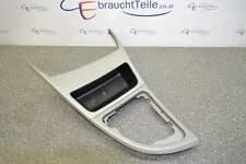 BMW 1er E87 03-12 Abdeckung Blende Ablageschale Schalthebel Silber