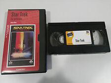 STAR TREK LA PELICULA VHS COLECCIONISTA EDICION ESPAÑOLA ROBERT WISE