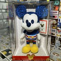 Disney Year of The Mouse Collector Plush - Captain Mickey Mouse #08 August NIB