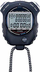 Citizen CITIZEN Stopwatch 058 black LC058-0A02 LC058-A02