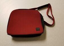 Denali Red Messenger Carry Bag Camera: Medium Format Carry/Shoulder Very Good 6D
