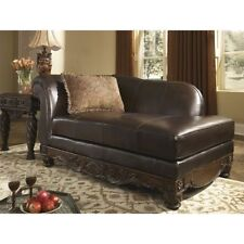 Ashley Furniture Leather Living Room Sofas, Loveseats U0026 Chaises | EBay