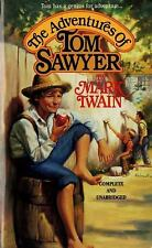 Tor Classics: The Adventures of Tom Sawyer by Mark Twain (1989, Paperback,...