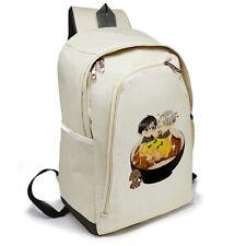 YURI ON ICE Q Victor Nikiforov Backpack Cute Knapsack Shoulder bag Schoolbag #A