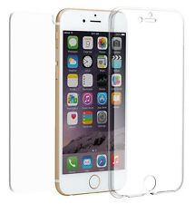 NEW TRI-MAX CLEAR SCREEN GUARD TPU CASE SLIM COVER FOR APPLE iPHONE 6