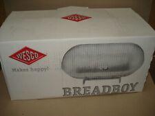 Wesco Breadboy Pink Bread Bin -  Unused