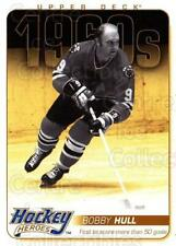 2011-12 Upper Deck Hockey Heroes #14 Bobby Hull