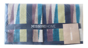 MISSONIHOME TWO HAND TOWELS BRANDED PACKAGING ROMY 170 COTTON VELOUR 40X70cm