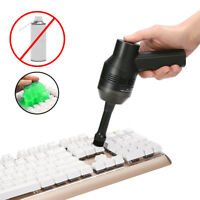 MECO Keyboard Vacuum Cleaner Cordless USB Rechargeable + Cleaning Gel Car  ❤