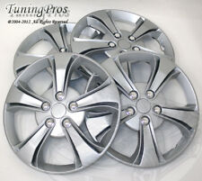 """4pcs Wheel Cover Rim Skin Covers 15"""" Inch Style #B616 Hubcaps with Improved Tab"""