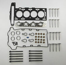 HEAD GASKET SET BOLTS VALVES Z22SE 2.2 ASTRA G VECTRA C ZAFIRA VX220 VRS HOLDEN