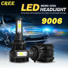 2017 CREE LED Headlight Kit 9006 HB4 9012 420W 6000K 42000LM Car Bulbs Pair HID
