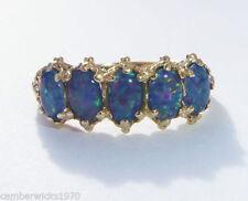 9 Carat Ring Vintage Fine Jewellery (1950s)