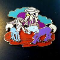 Disney Fantasia 80th Anniversary Centaur and Cherub Pin Limited Release 2/4
