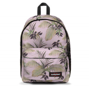 Eastpak Backpack out Of Office Brize Mel Pink EK76771X Warranty 30 Years