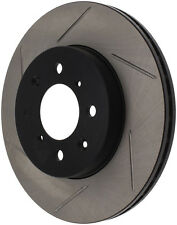 StopTech Sport Slotted Brake Disc fits 1990-2008 Honda Civic Civic del Sol Fit