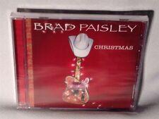 CD BRAD PAISLEY Christmas NEW MINT SEALED
