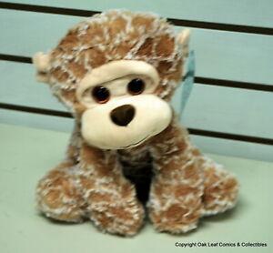 "Kellytoy 10"" Stuffed Animal. Really nice! Brown Monkey"