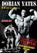 Bodybuilding DVD Dorian Yates Blood and Guts