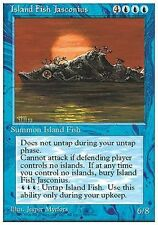 ▼▲▼ Île-poisson Seyidna Yûnûs (Island Fish Jasconius) 4th #78 FRENCH Magic MTG