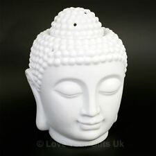 20cm Giant Large Thai Buddha Head Oil Burner
