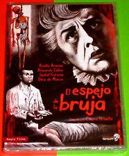 EL ESPEJO DE LA BRUJA Chano Urueta - DVD R TODAS/ALL - Precintada