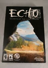Echo: Secrets of the Lost Cavern - PC by The Adventure Company.
