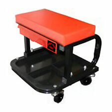 Mechanic Square Car Bike Garage Workshop Creeper Stool Seat With Drawer