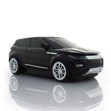 2.4GHZ Wireless Land Rover Range Evoque Car Shape Optical Mice Xmas gift Black