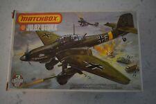 Matchbox 1/72 Ju.87 Stuka Kit No PK-111