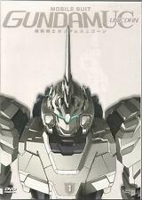 DVD - Mobile Suit Gundam Unicorn N° 1 - 1° Press - Dynit - NUOVO