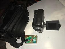 JVC Compact Super VHS Camcorder Video Camera GR-SXM920U