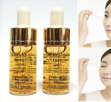 Bergamo/ Luxury Gold Caviar Wrinkle Care Repair Ampoule  13ml X 2EA/ Korean Made