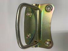 Galvanized Beehive Thicken Hand Handle Metal Lift Ring Beekeep Supply Tools