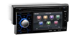 BOSS BV7460 1-DIN IN-DASH CAR DVD/CD/USB/MP3 PLAYER 4.6