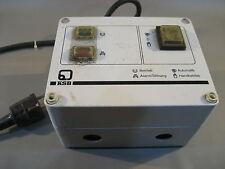 KSB B07 00045-01 Abwasser Pumpensteuerung für Drainagepumpe u. Hebeanlage (654)