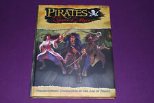 SAVAGE WORLDS RPG JDR Jeu de Role - Pirates of the Spanish Main