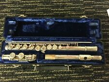 W.T ARMSTRONG ELKHART-IND FLUTE 104 33 37076