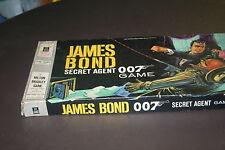 RARE VINTAGE BOARD GAME.JAMES BOND SECRET AGENT 007